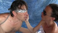 Humiliated porn Blue chip. 3 type of femdom pussyeating.humiliated man by sylvia chrystall