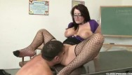 Teachers being fucked by students Sophie dee fucks student in detention