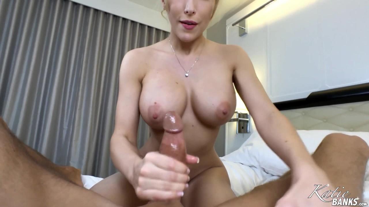 Striptease Handjob