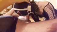 Vintage filigree rings Bitch leash deepthroat ring gag training