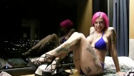 How me sexy ladies in bikinis - Anna bell peaks unboxing my new skimpy bikini