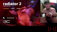 Gay spunk video - Thedudewhosadude jerks off to radiator 2 video game