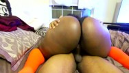 Naked girls wearing hats Cute black girl rides till you cum -wearing glasses and highsocks
