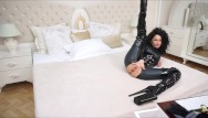 Extreme penetrate - Anisyia livejasmin full latex bodysuit extreme high heels