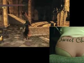 Sweet Cheeks Plays Dark Souls 2 DLC (Part 1-ish)