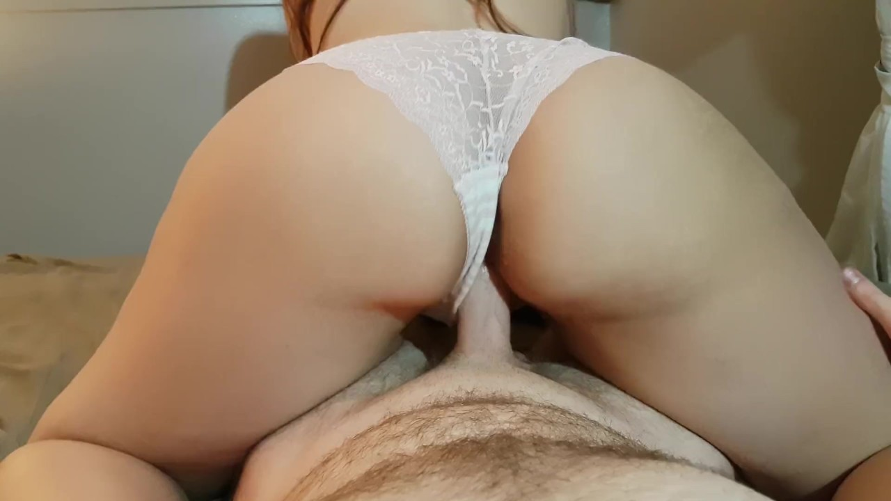 Reverse Cowgirl Pov Thong