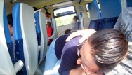 Last erotic train 2009 dvdrip Extreme in train : public blowjob and cum in mouth