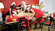 Seven creation creations sex Seven daughters and santa xmas group porn