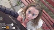 Real public sex vids Real public sex. beautiful teen fucks on a park bench and shows her perfect