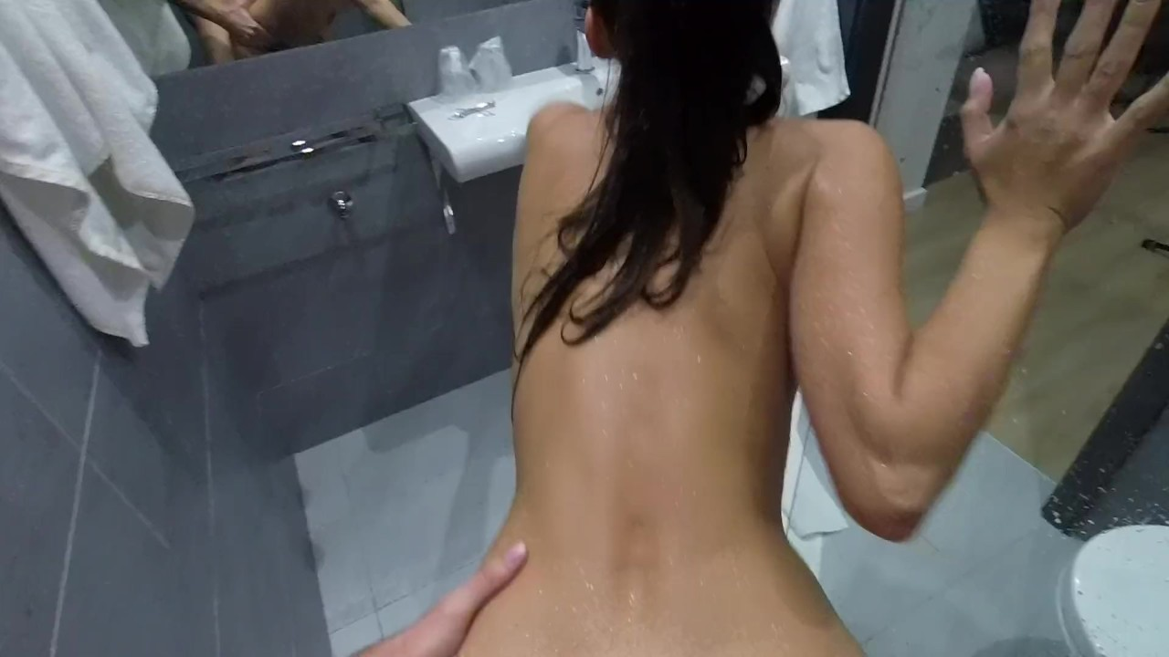 Claudia`s real orgasm while fucking under shower - RedTube