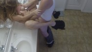 Thick ass blonde fucke hard Thick girl fucked on the counter from front and behind