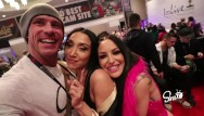 Singles swinging convention Sinslife - johnny sins avn 2018 porn convention