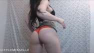 Big tits thumnails - Vintage littlemisselle booty teases thick and thin