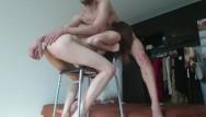 Epping fuck - Strange stranger sex ep. 6: chair dildo fuck, vape and shaking orgasm