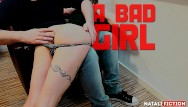 Bad mother fucker wallet pulp fiction - Ive been a bad girl, and i get spanked with orgasms - natali fiction