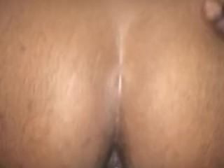 Ebony pussy and assfuck