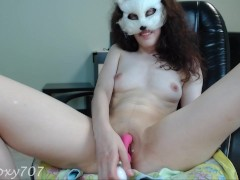 Sexyfoxy707 Give Control Her Toy