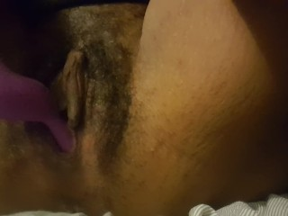 Wet Hairy Cunt