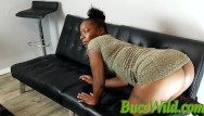 Girl fucking action - Ghetto girl loyalty back for more anal action