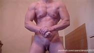 Blowjob pcs Pec flexing, fbb posing and hot masturbation - muscle girl anouk