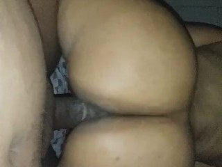 Riding and grinding on my husband