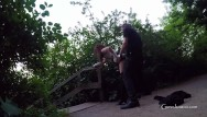 Girls fucking in the park Lns42 early morning bj, quicky anal public park - loud, horny girl