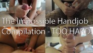 Fastest spank the monkey - Handjob compilation the fastest stroking of lemod6