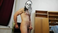 Gay male halloween costumes Halloween special jerking and big creamy cum
