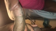 Big tits ebony sucking cock trailers - Sucking a big mushroom head bbc - bbc blowjob/ throat fuck