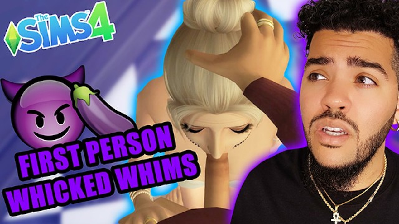 Actrices Porno Los Sims4 wicked whims first person reaction | sims 4 sex woohoo | sonny daniel