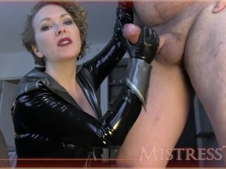 Mistress T – Get Fag Trained On Freak Cock