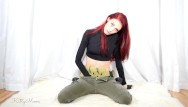 Spank kim possible Kim possible non-nude masturbation with magic wand