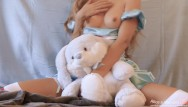 Blowjob alice in wonderland Teen girl alice masturbates and loves bunny from wonderland. missalice cums
