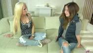 Young tweenies sex - 18 jahre junges und extrem schlankes teeny bei erstem lesben sex gefilmt