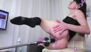 Erotic speed - First time sex machine fuck my ass at max speed.my hole gets orgasm