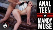 Free ladies porn Stepdad fucks big ass teen in the ass -mandy muse
