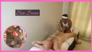 Gallery happy teen African massage therapist gives american hunk happy ending siabigsexy