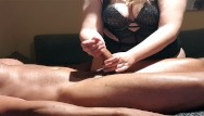 Sexual massage therapists Masaje tantra sexual con final feliz / sexy massage tantra and blowjob