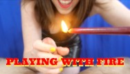 Paddywax vintage Fire and wax - milf femdom pov fire and wax handjob