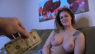 Paid blowjob fuck Neighbors girlfriend paid to queef out my creampie