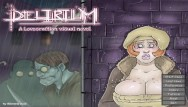 Sci-fi erotic novels Delirium a lovecraftian visual novel uncensored part 1