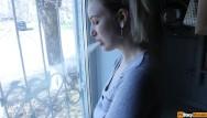 Teen blonde sluts Young slut wife helps a neighbor to cum