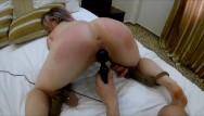 Adult magic xxx - Hard spanking with magic wand vibrator