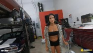 Teen xxx pussy hardcore pics - Roadside - kosame dash paying mechanic with her pussy