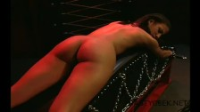 a black babe with big ass performs sex on a hot whore