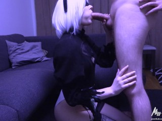 2B Sucks cock and plays with cum (Nier: Automata 2B cosplay)<div class='yasr-stars-title yasr-rater-stars-vv'                           id='yasr-visitor-votes-readonly-rater-216011aa65a31'                           data-rating='0'                           data-rater-starsize='16'                           data-rater-postid='1131'                            data-rater-readonly='true'                           data-readonly-attribute='true'                           data-cpt='posts'                       ></div><span class='yasr-stars-title-average'>0 (0)</span>