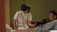 Mature asian handjobs - Jav mature masseuse secret handjob service with subtitles