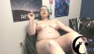 Bbw teedra naked photos Bbw naked smoking
