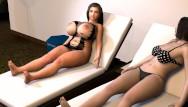 Short boob tube Tall vs short lesbian teens - atribute theft big growing boobs