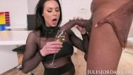 Blue jordan porn star Jules jordan . - big tit milf star kendra lust has a bbc celebration